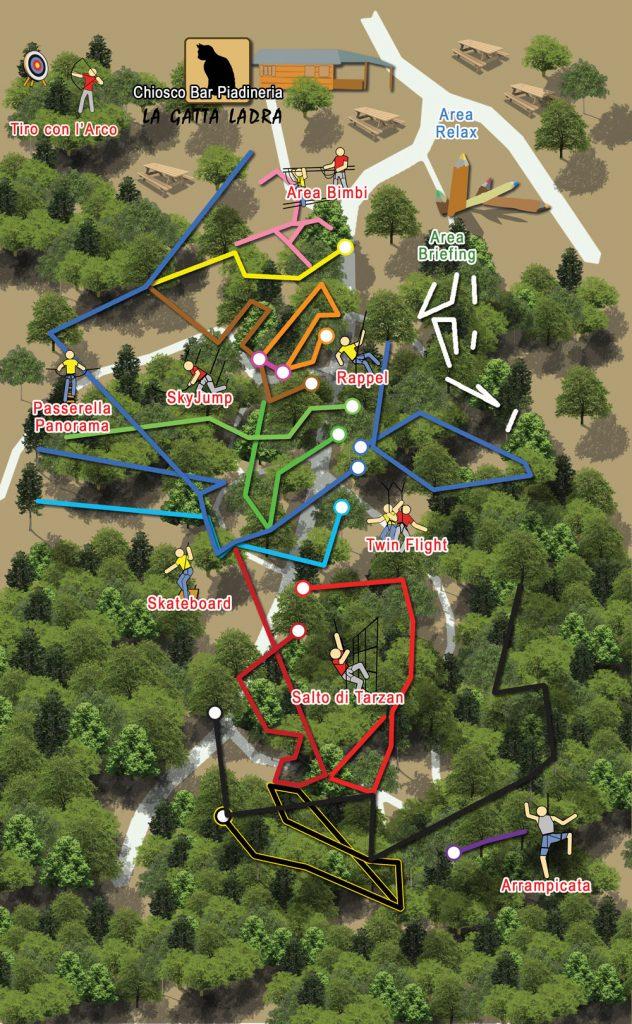 mappa-skypark-rimini